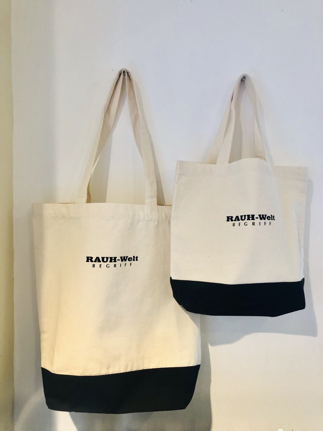 RWB tote Bag Set