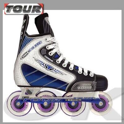 Roller TOUR CODE BLUE