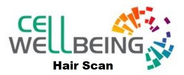 Cell Wellbeing Hair Scan Analysis (Digital Report)