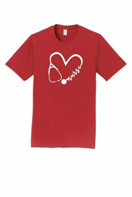 WWCC SNA - Port & Company Fan Favorite Tee (PC450 BrightRed)