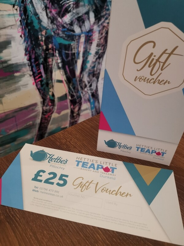 £25.00 Gift Voucher with card