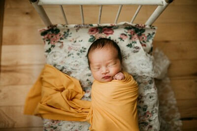 In Home or Outdoor Newborn Session