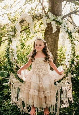 **Princess Floral Swing** 2021 Mini Special (DEPOSIT)