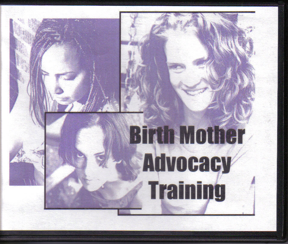 Birth Mother Advocacy Training Package
