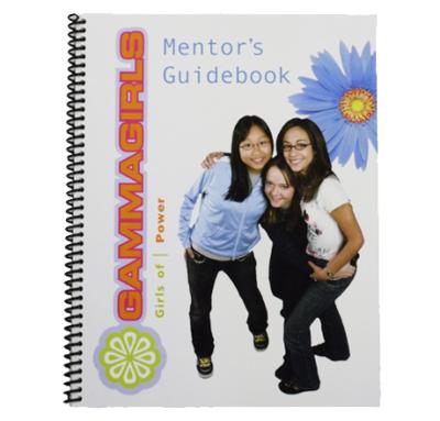 Gammagirls - Mentor's Guidebook