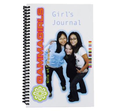Gammagirls - Participant's Journal