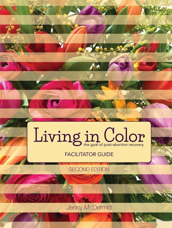 Living in Color Facilitator Guide - 2nd Edition PDF (download)