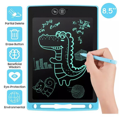 Digital Epaper LCD Writing Tablet 8.5 Inch Wireless Touchpad