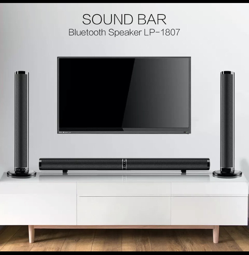 Detachable Home Theatre System