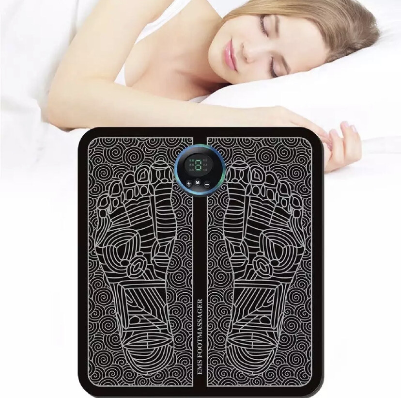 Tens Fisioterapia foot massager mat