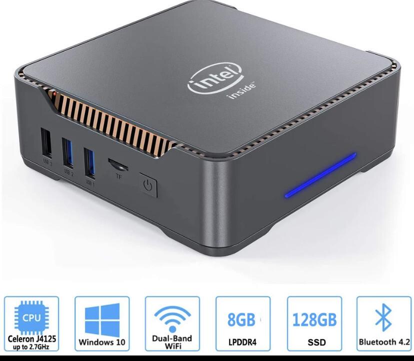 GK3 Mini PC