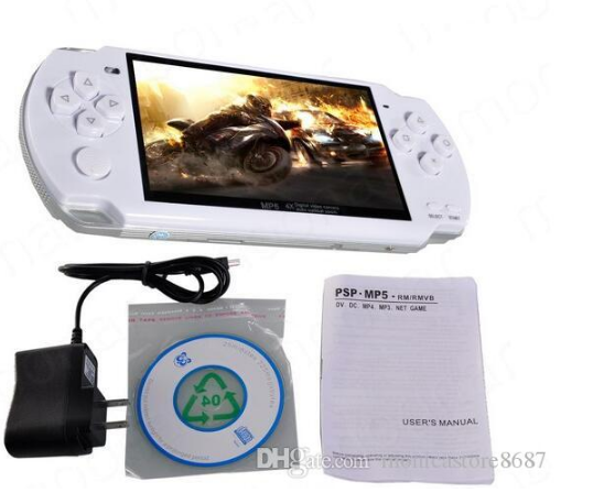 Portable Gaming System  (3000 Games Preloaded )