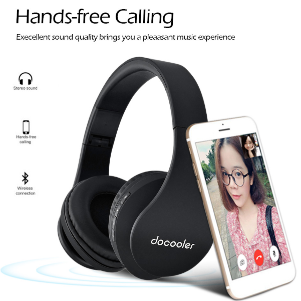 D Bluetooth Stereo Headsets  4 in 1