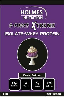Cake Batter Protein