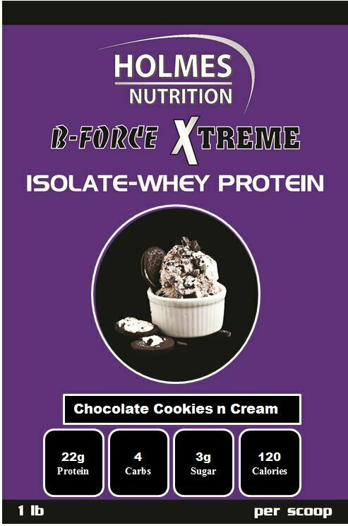 Chocolate Cookies N Cream Protein