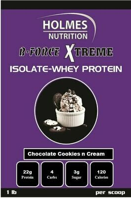 Chocolate Cookies N Cream Protein