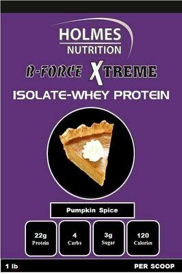 Pumpkin Spice Protein