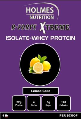 Lemon Cake Protein