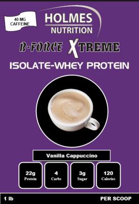 Vanilla Cappuccino Protein