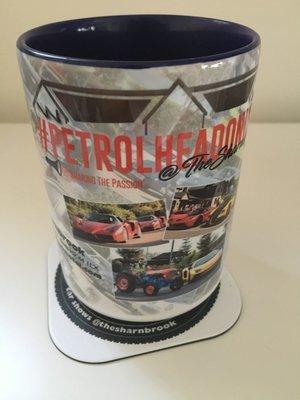 Commemorative Coffee Mug