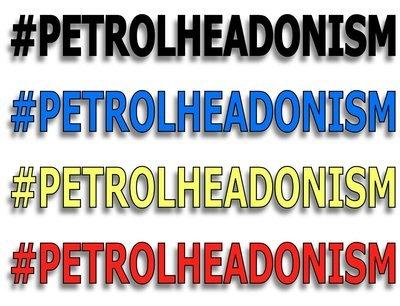 #Petrolheadonism stcikers