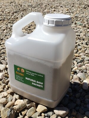 Goldbay Elite 1 gallon - 25 grams BIG gold