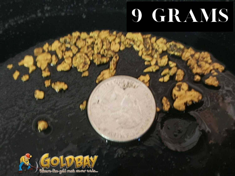 9 gram Chunky Paydirt - Approx 5lbs