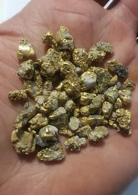 3 gram Build a bag quartz nugget Paydirt!