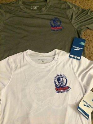 SRRC Logo Shirts (Gray)