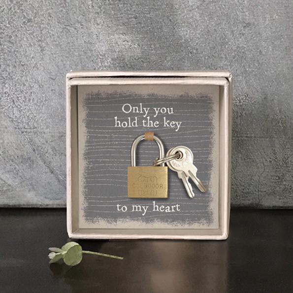 Padlock - Key To My Heart