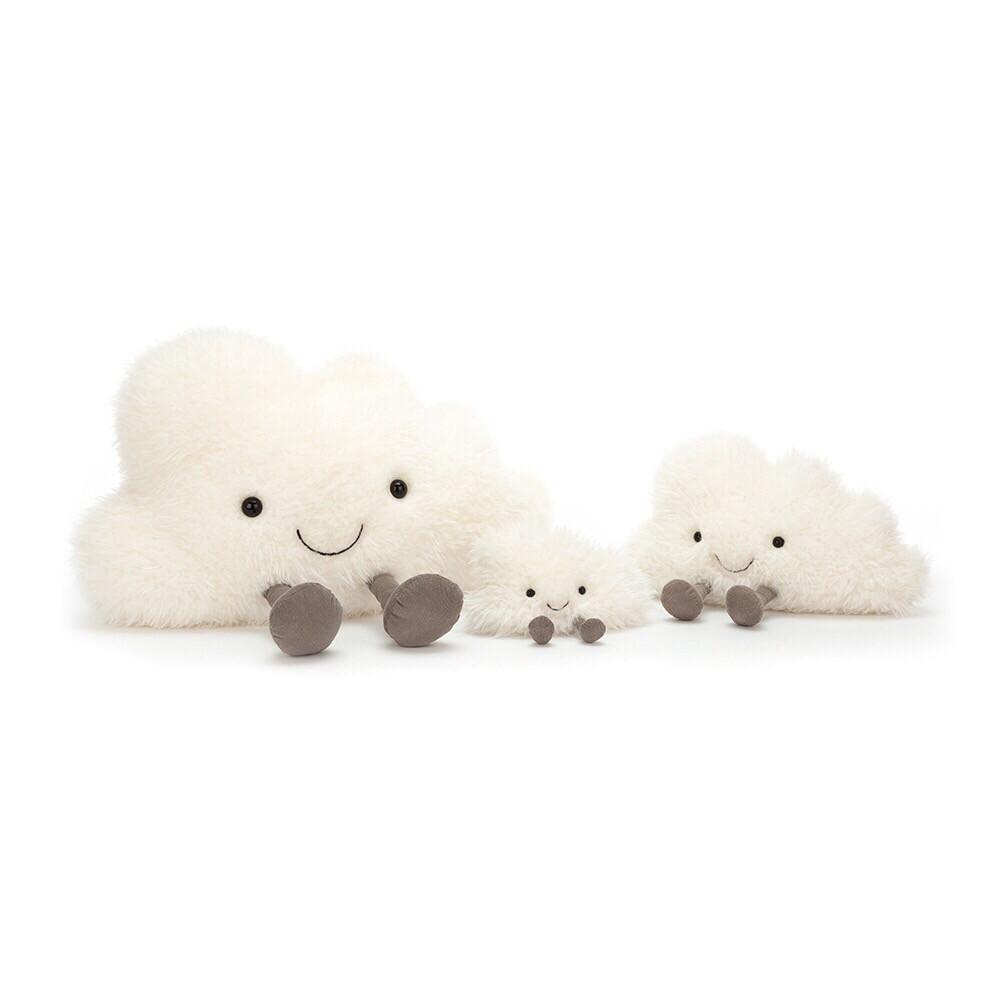 Large Amuseable Cloud