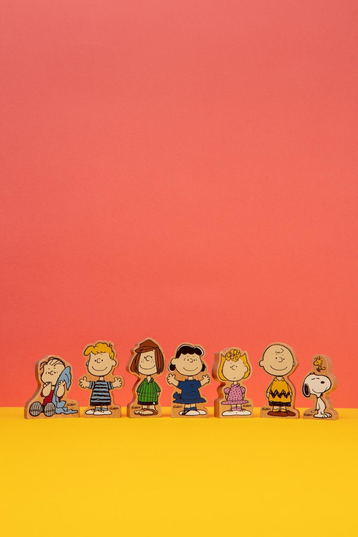 Charlie Brown Block Figure