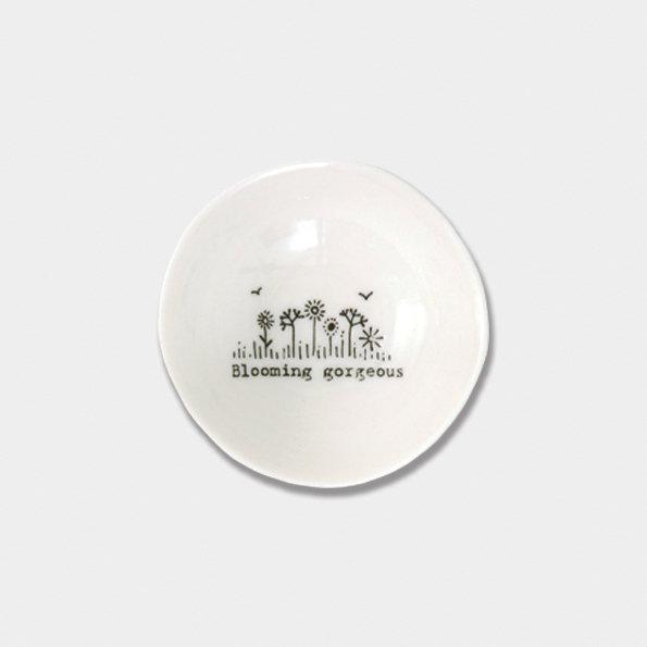Small wobbly bowl