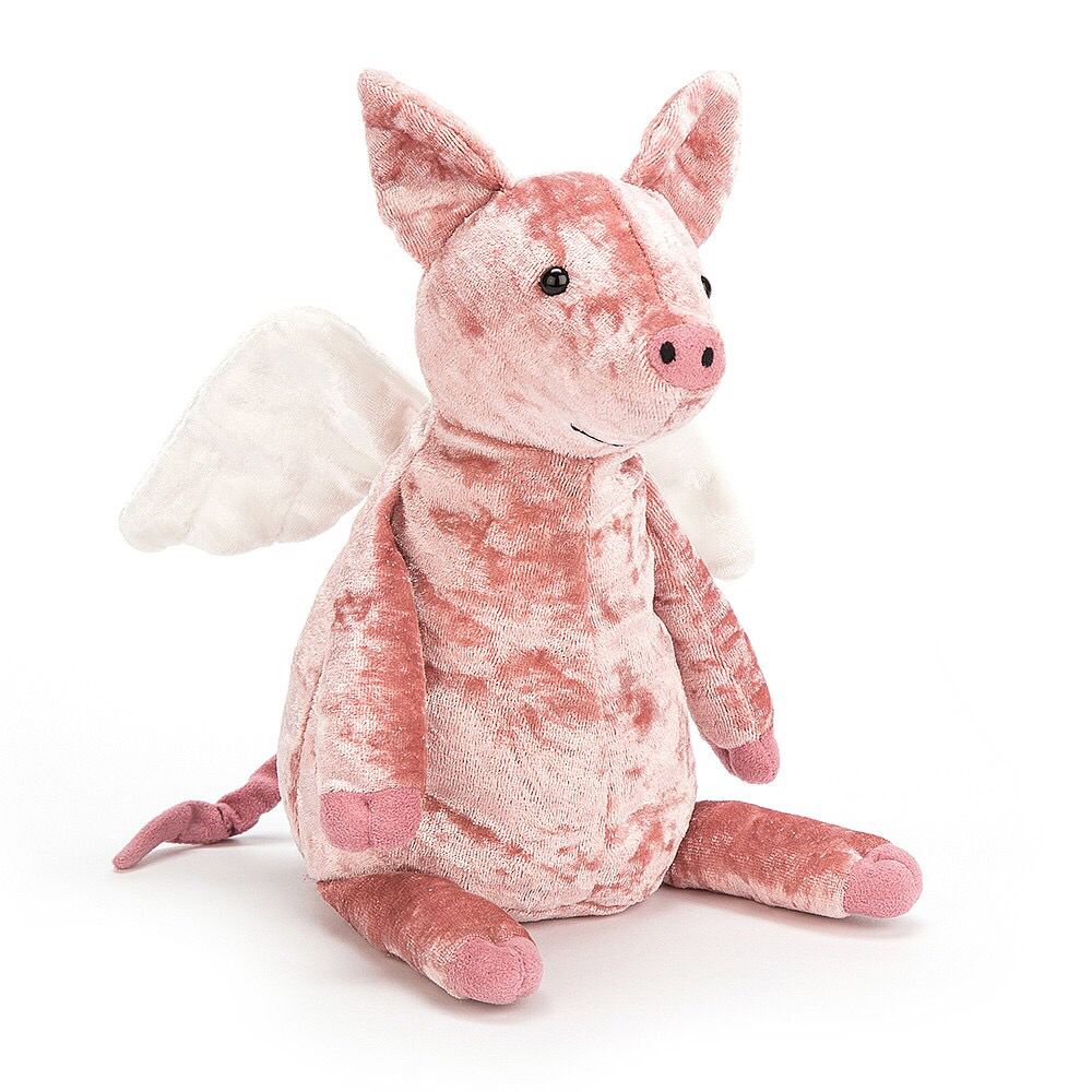 Piggy might fly