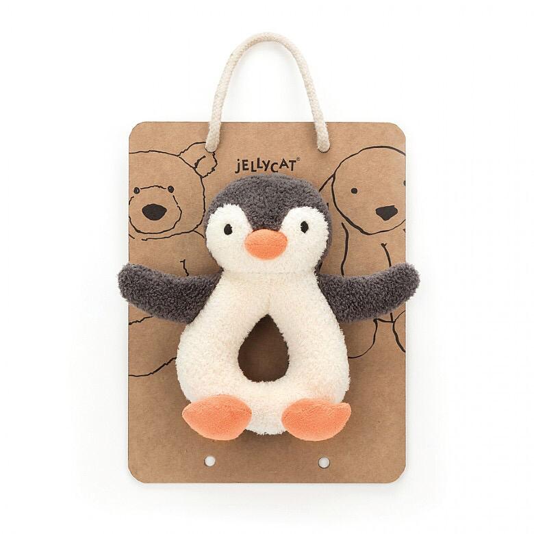Puppet penguin grabber