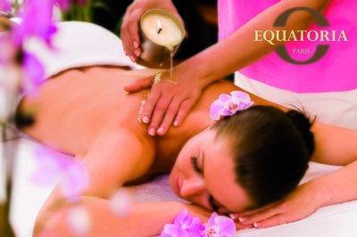 Massage 60 min au choix pour 1 personne