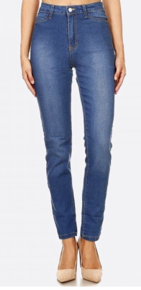 JVINI Denim Skinny Jeans