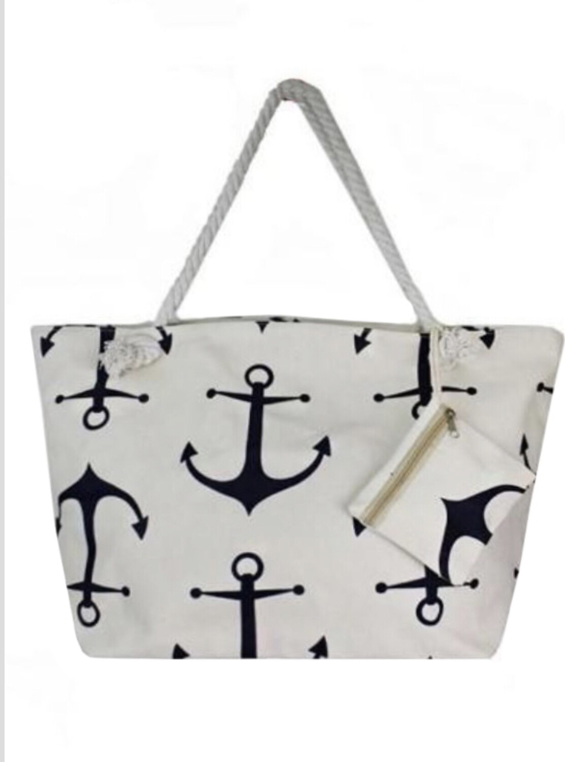 Anchor Tote Bag
