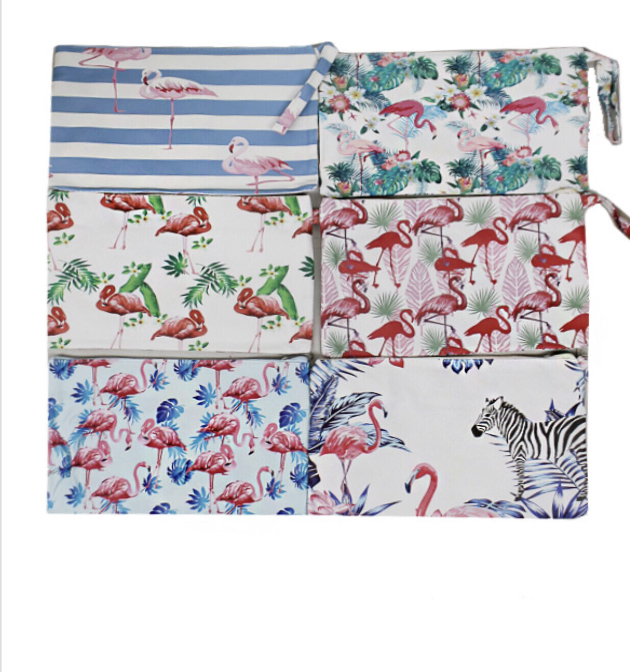 Flamingo Designed Wallets