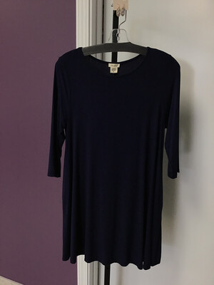 Jersey Flare Dress