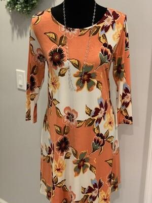 Georgia Peach Dress