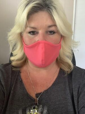 Hot Pink Mask