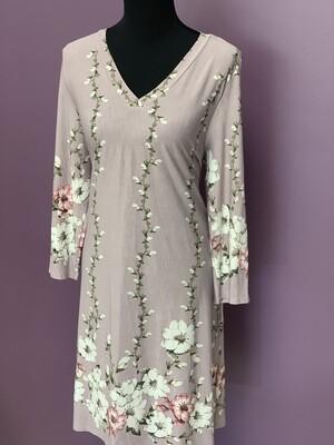Plum And Ivory Dress Plus
