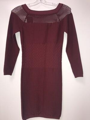 Tight Mesh Dress