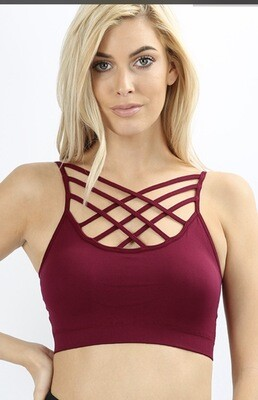 Lattice Bralette