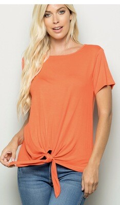 Coral Knot Tee