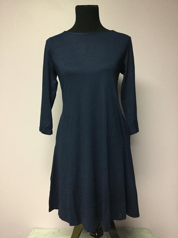 Yelete Midnight Navy Dress