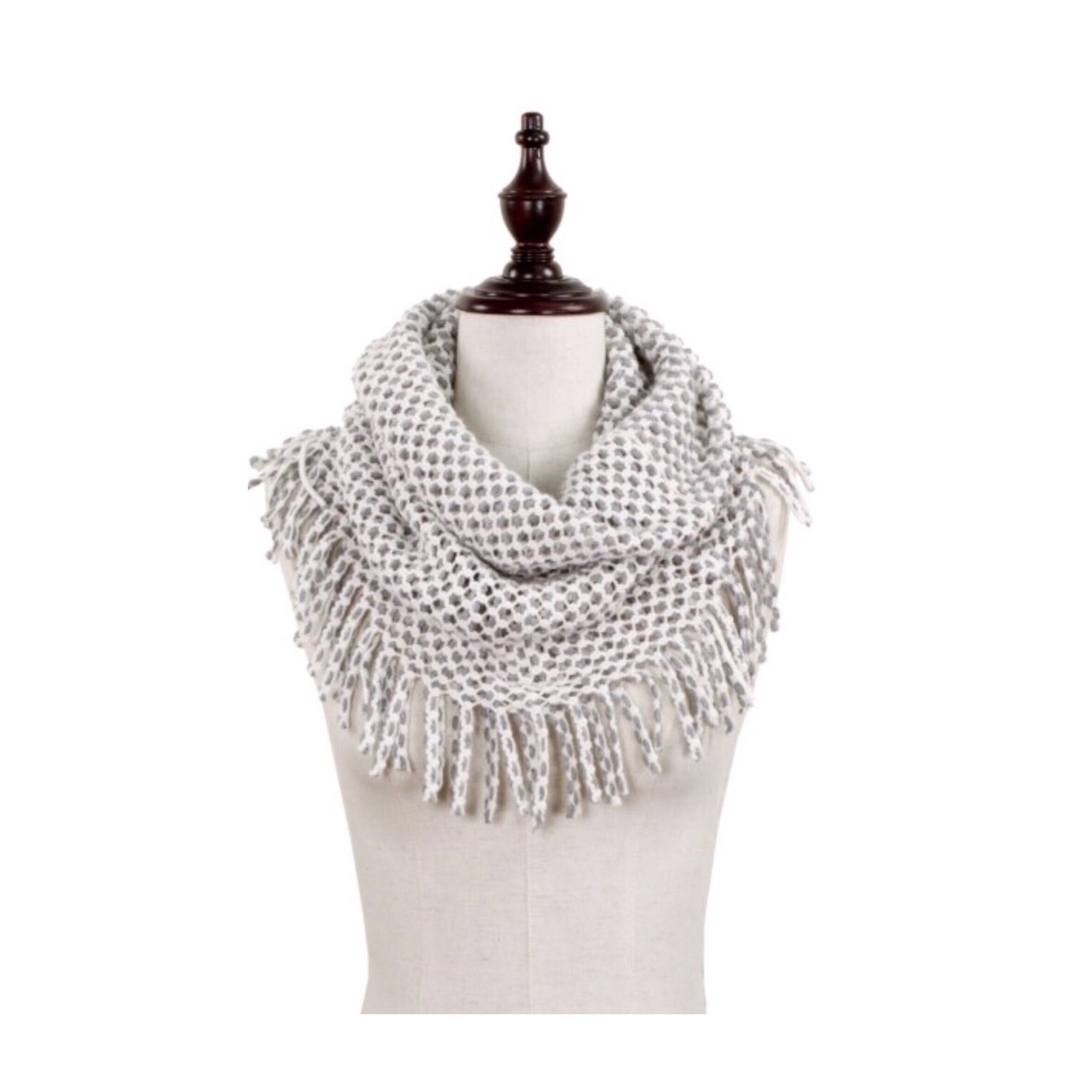 Light Knit Scarf