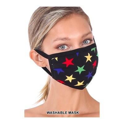 Star Face Mask