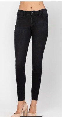 Therma Black Skinny Judy Blues
